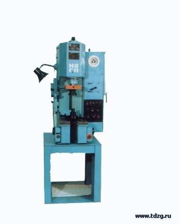 Пресс гидравлический с индивидульным приводом П6316А